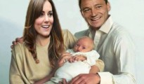 The first John Terry Royal Baby picture