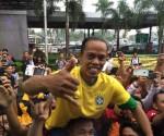 The Ronaldinho lookalike spotted by Fabio Cannavaro in Jakarta