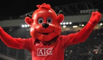 Fred the Red will not celebrate these Man Utd jokes from the 4-0 MK Dons defeat in the Capital One Cup