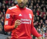 Liverpool fans and rival supporters were making Glen Johnson after his poor performance in Manchester City 3-1 Liverpool