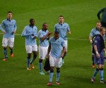 Joe Hart and Yaya Touré were tweeted and joked about for different reasons following the Champions League clash with Bayern Munich