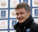 Ole Gunnar Solskjær jokes were cracked after reports he was set to leave his job as Cardiff manager