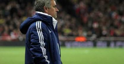 José Mourinho, controller of Diego Costa fitness