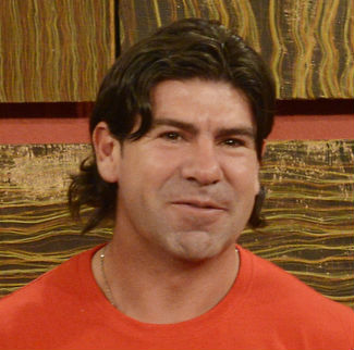 Marcelo Salas had a fight with security at a holiday resort