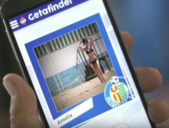 Getafe's Tinder-style mobile dating app - Getafinder