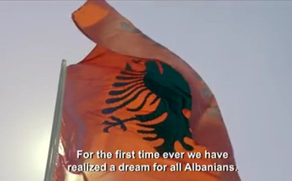 Battle in the Balkans trailer for the upcoming film following Albania's road to Euro 2016 qualification