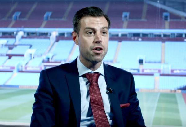 2015 The Apprentice candidate Gary Poulton talks to Aston Villa TV