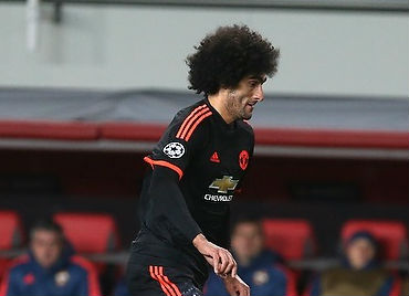 Marouane Fellaini referred to Derby as a Country in his FA Cup preview