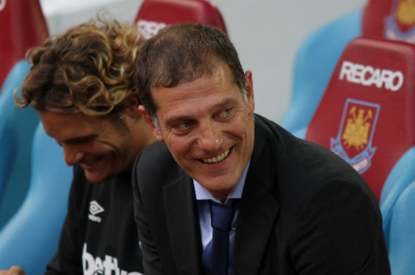 Slaven Bilić made fun of a journalist for turning up to a press conference in odd socks