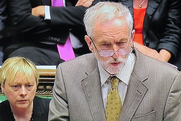 Jeremy Corbyn asks David Cameron if he'll now be supporting Leicester too at PMQs in Parliament