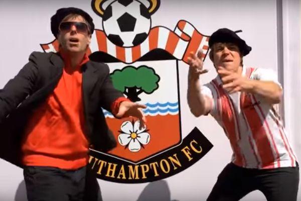 Southampton Europa League song, Southampton in Europa 2016 has been released