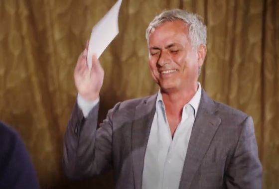 John Bishop's bad joke battle with José Mourinho for Stand Up To Cancer on Channel 4