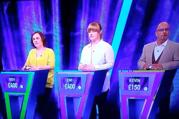 Peter Schmeichel question on Tipping Point answered incorrectly