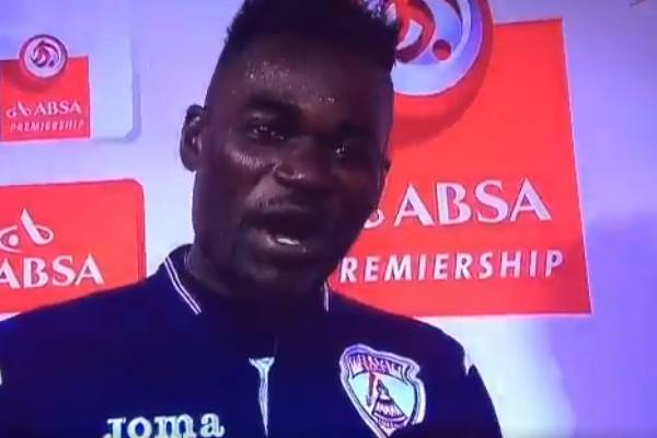 Free State Stars' Mohammed Anas South African Premier League man of the match thanks wife and girlfriend