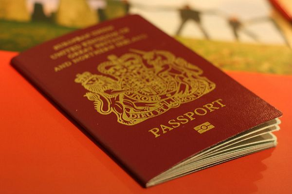 A Birmingham City fan was convinced he needed a passport to travel to Cardiff