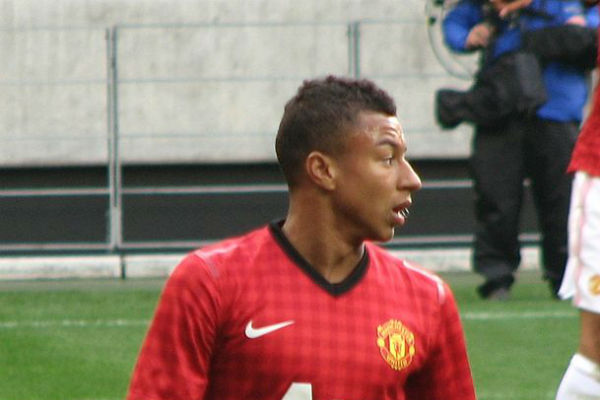 There's a Jesse Lingard grime track