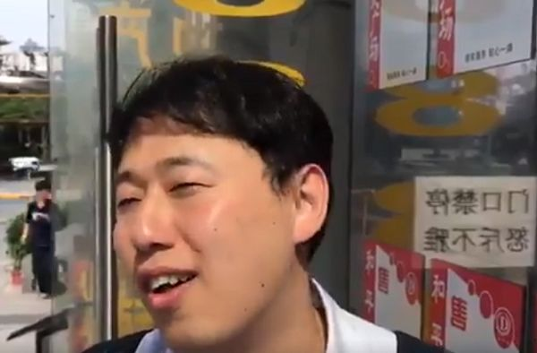 This Chinese football fan has never heard of Tottenham Hotspur