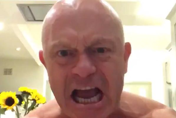 Ross Kemp's video message to the England team after they beat Colombia on penalties in the last 16 of the World Cup
