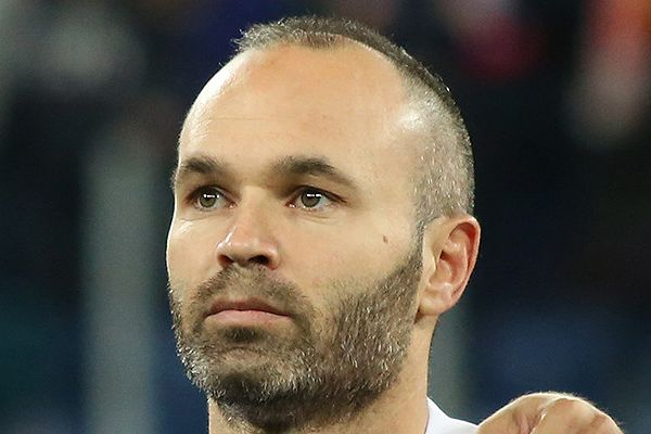 FC Tokyo hired an Andrés Iniesta lookalike after it was revealed the player will miss a match against them