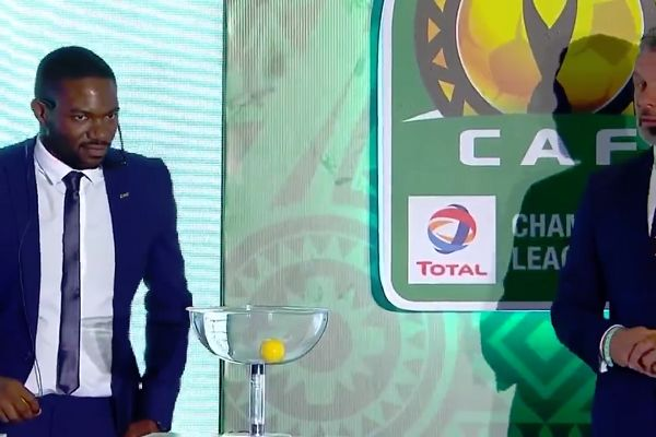 Mistake at the CAF Champions League quarter-final draw as Horoya and Wydad, both from Group C, are drawn against each other