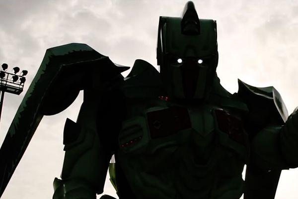 Belarus's national team robot mascot Vayar