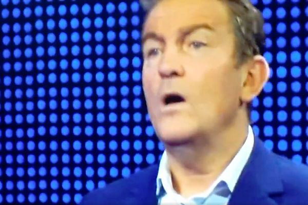 "Bradley Walsh tells The Chase contestant told ""of course you support Liverpool, you come from London"""