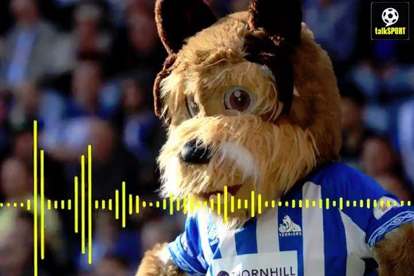 A Huddersfield fan calls TalkSport to demand an apology after Jason Cundy calls them Cruddersfield