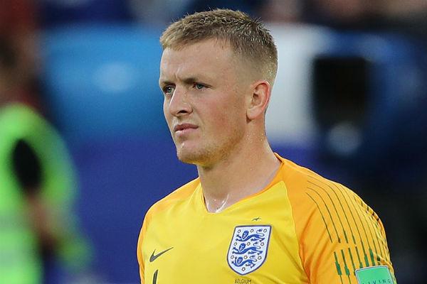 "Jordan Pickford called Marcus Rashford a ""dickhead"" while playing for England against Spain"