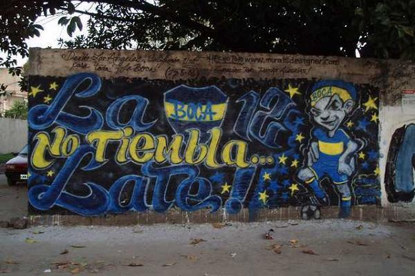 A Boca Juniors fan reportedly burned down a River Plate supporter's house after an argument over which team is better