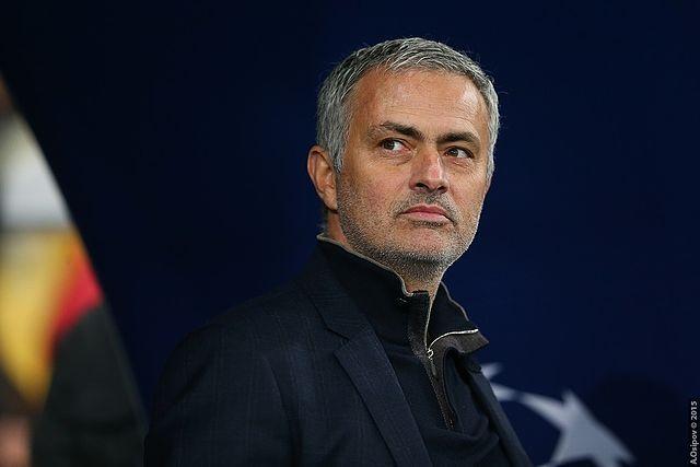 A José Mourinho lookalike has been seen in Saudi Arabia