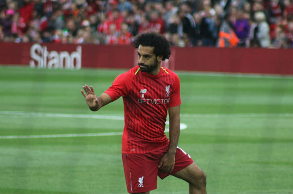 Liverpool's Mohamed Salah has had a species of ant named after him
