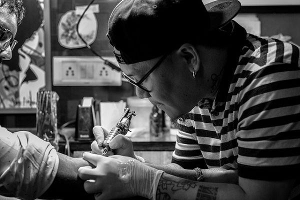 A Leeds fan got a Marcelo Bielsa tattoo after spygate