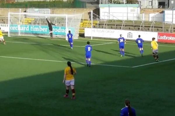 Motherwell denied last-gasp equaliser by full-time whistle in Scottish Women's Premier League match at Forfar Farmington