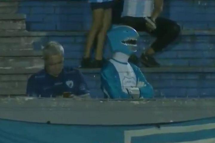 Londrina Power Ranger watches Copa do Brasil elimination at hands of Bahia