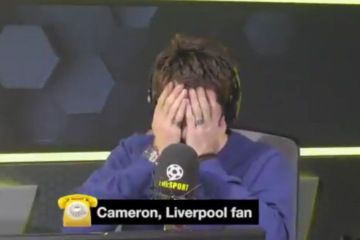 Andy Goldstein reacts to talkSPORT caller who wants a trophy for finishing second in the Premier League, behind Man City