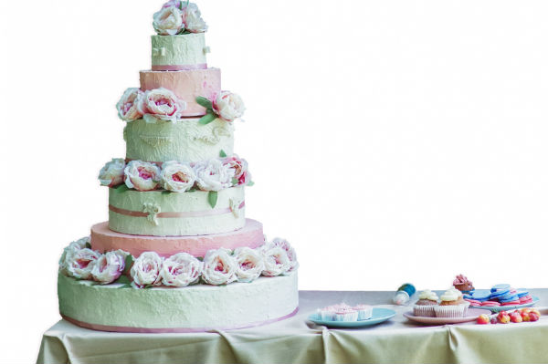 This is not the wedding cake of the wedding clashing with the Liverpool v Tottenham Hotspur Champions League final