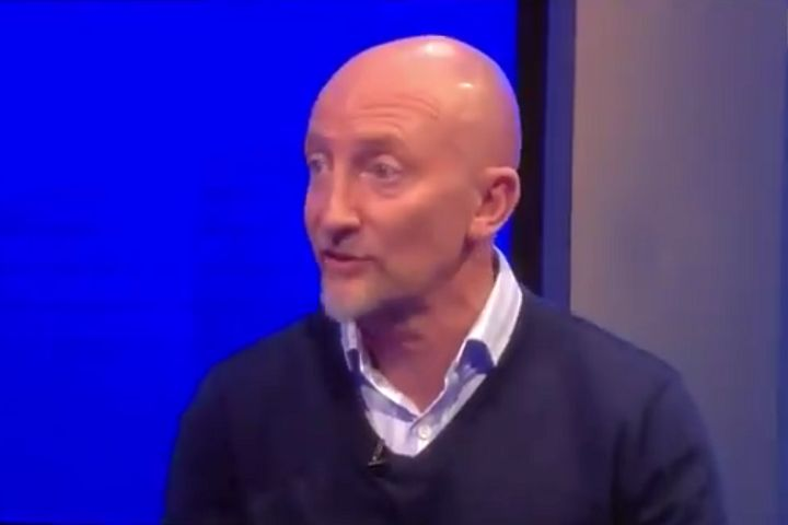 Manager Ian Holloway blames the handball rule change on the European Union on The Debate on Sky Sports