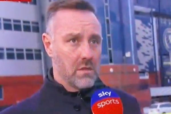 "Kris Boyd tells Sky Sports News ""no one wants to go and watch their team behind closed doors"" amidst coronavirus outbreak"