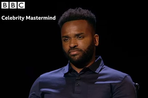 Darren Bent struggles with questions about James Bond on Celebrity Mastermind