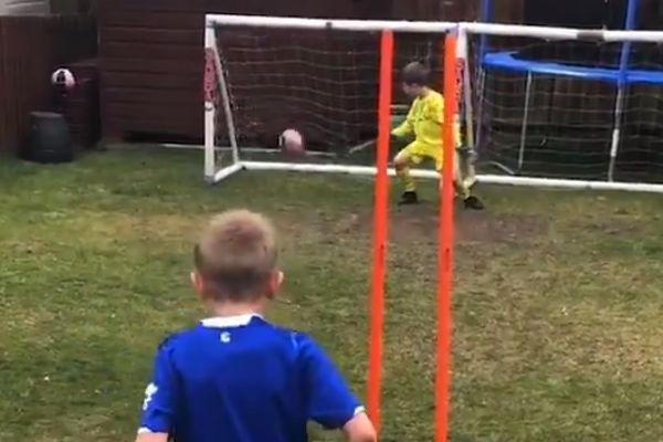 Sean O'Hanlon's songs recreate famous goals from football history
