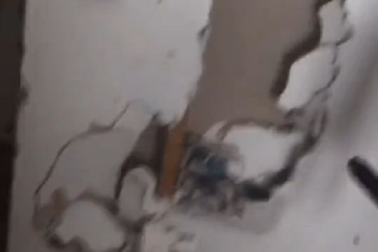 FIFA Ultimate Team Champions player smashes wall with controller