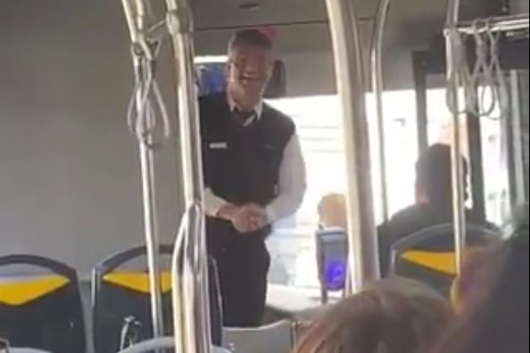 Bus driver in Portugal tells tourists that Cristiano Ronaldo is the best player in the world