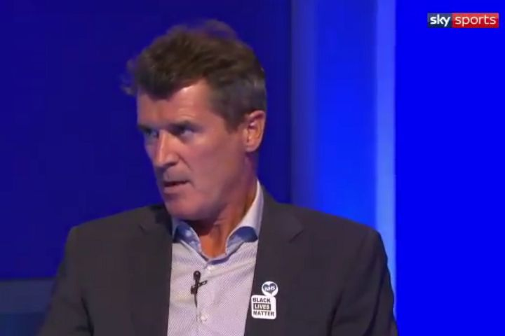 There were tweets and jokes as Roy Keane says he wants to swing punches at David de Gea after the goalkeeper's mistake at Spurs