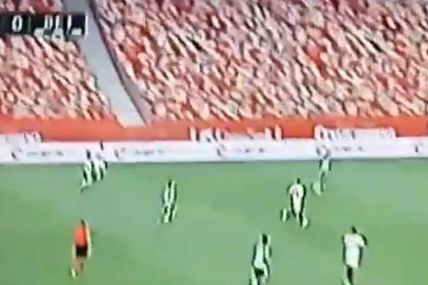 Virtual fans at Sevilla vs Real Betis