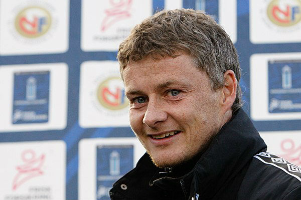 Ole Gunnar Solskjær, manager of Man Utd, whose Twitter used the Europa League hashtag for a tweet about their Champions League defeat to İstanbul Başakşehir