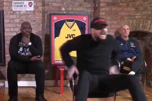 AFTV spectators despair at Héctor Bellerín's foul throw during Spurs 2-0 Arsenal