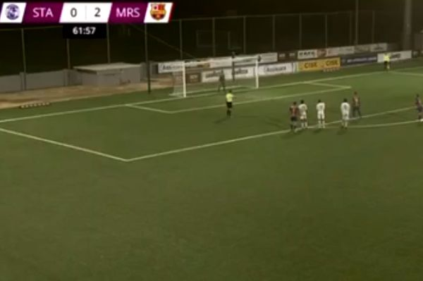Lights go out as Marsa take penalty against St. Andrews in Maltese match