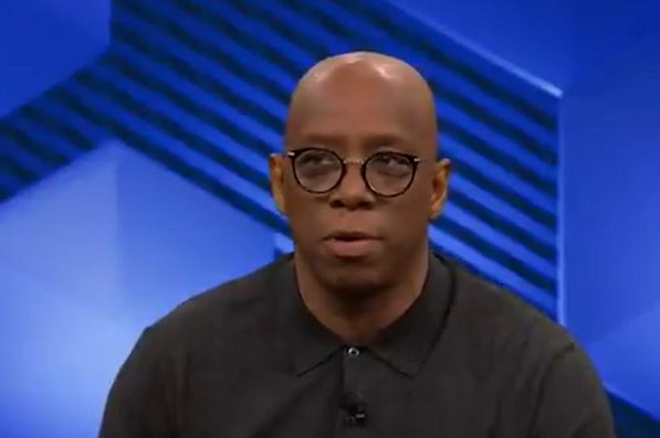 """Ian Wright referenced DMX's """"Ruff Ryders' Anthem"""" on Match of the Day while discussing Man City 1-2 Leeds"""