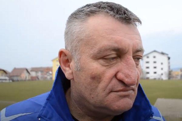Ștefan Fogoroși, 'sacked' by Romanian team Industria Galda de Jos as an April Fools' Day joke