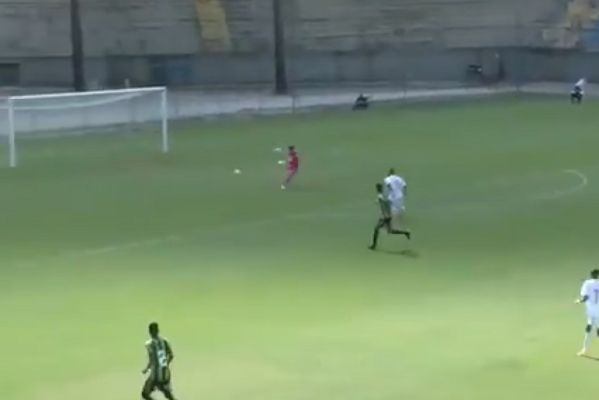 América-MG U17 own goal straight from kick-off in 0-6 defeat to Cruzeiro